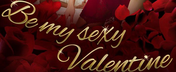 Be my sexy Valentine: Sinnliche Ideen zum Valentinstag jetzt auf SinEros.de