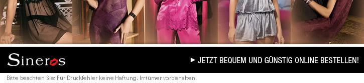 Heiße Stunden in sexy Dessous - mit den Coemi Neuheiten jetzt bei SinEros.de