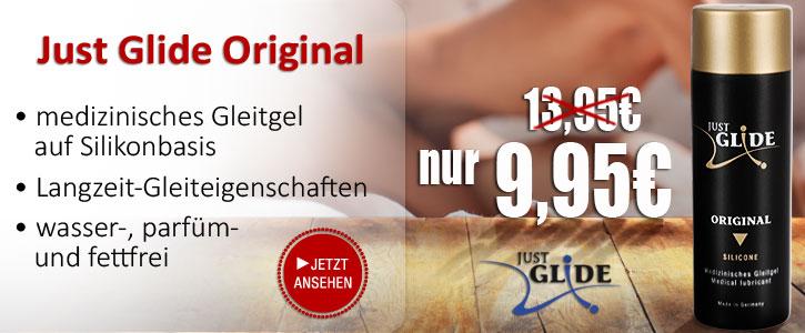TOP: Just Glide Original bei SinEros.de