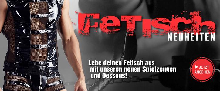 FETISCH: Die Neuheiten bei SinEros.de