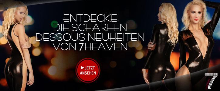 HOT: Dessous Neuheiten von 7Heaven bei SinEros.de
