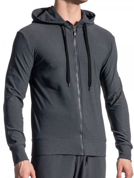 Olaf Benz RED1621: Hoody, raven