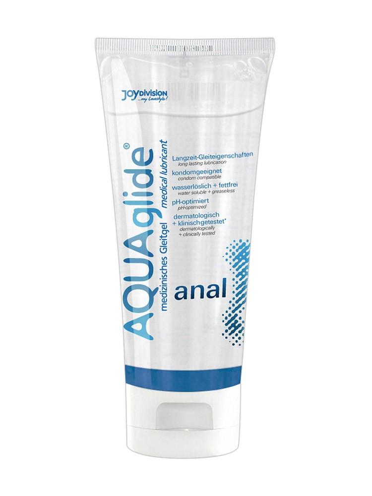 Gleitgel: AQUAglide anal (100ml)