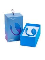 WeVibe Jive: Vibro-Ei, blau