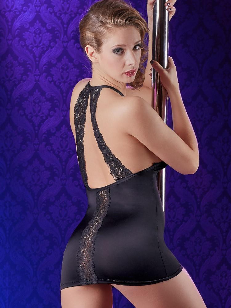 Cottelli Collection Party Kleid, schwarz