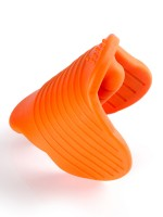 Maia Ray: Masturbator/Aufliegevibrator, orange