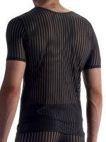 Olaf Benz RED1865: T-Shirt, schwarz