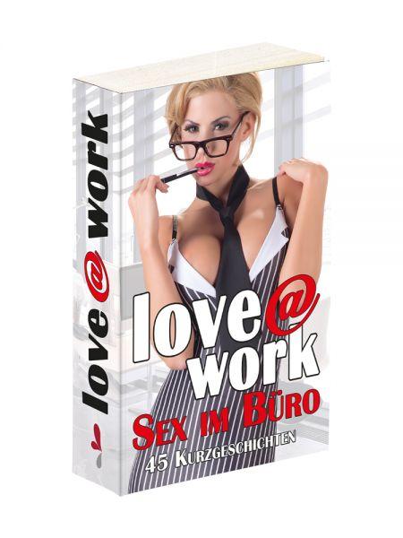 love@work: Sex im Büro, 45 Kurzgeschichten