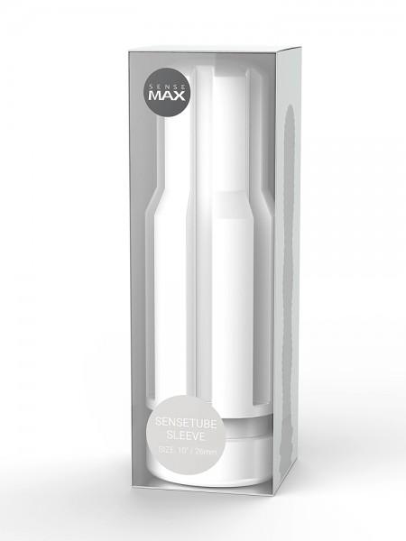 SenseMax Sense Tube Sleeve: Ersatzsleeve für den Sense Tube, weiß