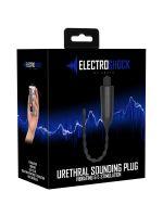 Electro Shock Urethral: Dilator, schwarz