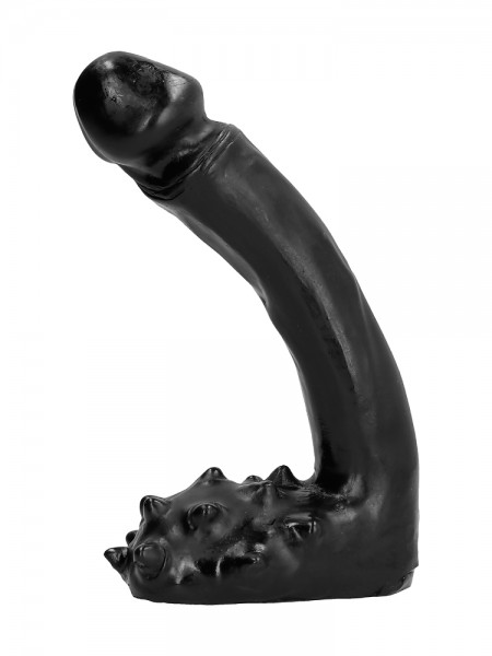 All Black AB26: Dildo, schwarz