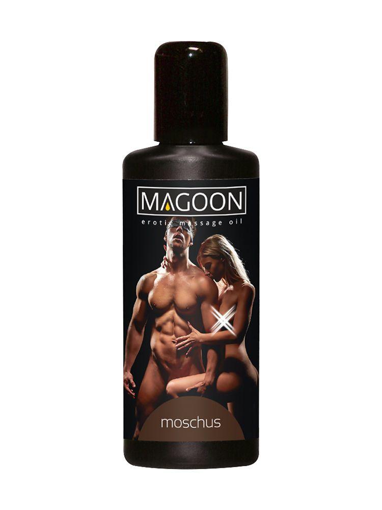 Massageöl: Moschus (50ml)