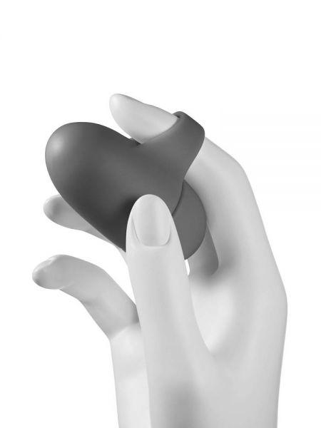 Bijoux Indiscrets Better Than Your Ex: Fingervibrator, hellgrau