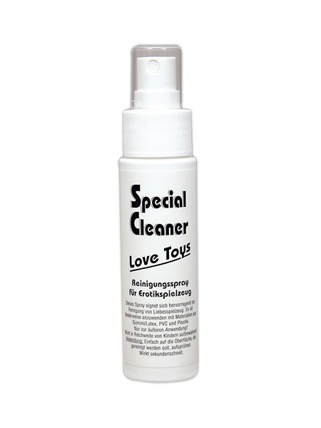 Special Cleaner Love Toys (50ml)