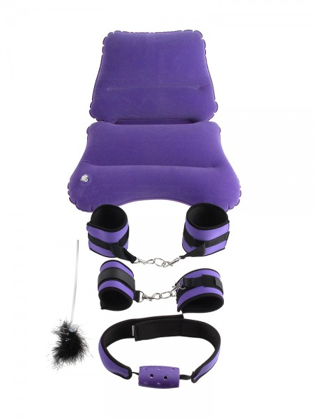 Fetish Fantasy Purple Pleasure: Bondage-Set