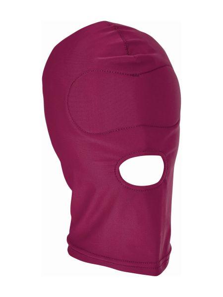 Sex & Mischief Enchanted Hood: Kopfmaske, weinrot