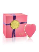 Rianne S Heart Vibe: Aufliegevibrator, rosa/gold