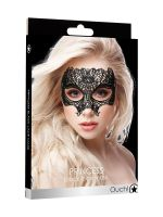 Ouch! Maske: Princess Black Lace, schwarz