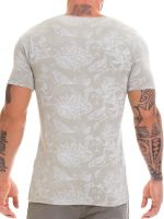 JOR Manhattan: T-Shirt, oliv
