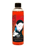 Shiatsu: Wärmendes Massageöl (250ml)