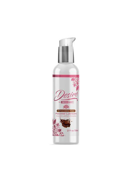 Swiss Navy Desire Chocolate Kiss: Aroma-Gleitgel (59ml)