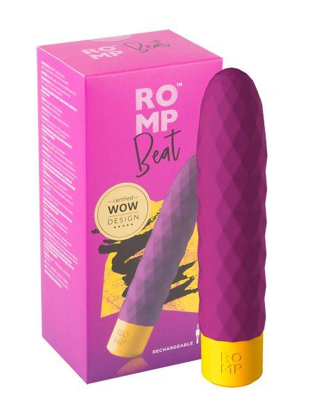 ROMP Beat: Vibrator, lila/gelb