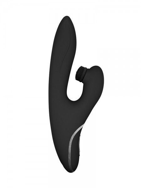 Boom Fir: Bunnyvibrator, schwarz