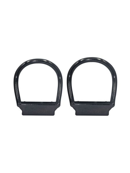 CELLMATE Replacement Cock Ring Set 45+50mm, schwarz