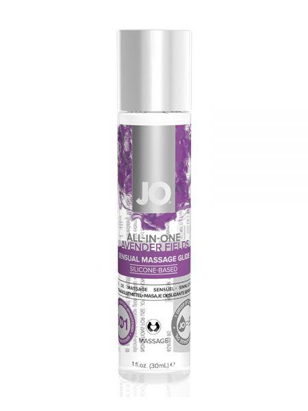 System JO All-in-One Lavender Fields: Gleit- und Massagegel (30ml)