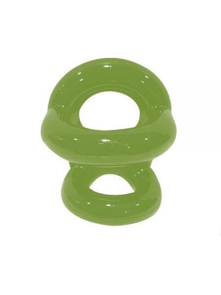 Sport Fucker Fucker Ring: Penis-/Hodenring, army green