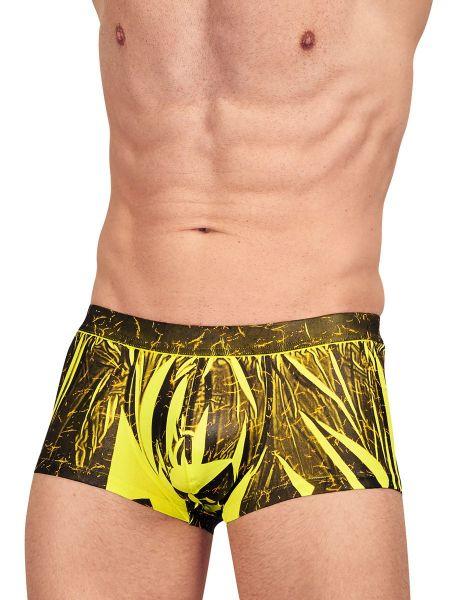 Neon-Pant, gelb