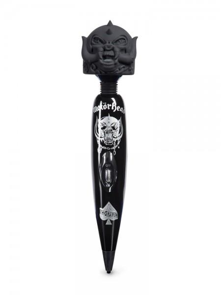 Motörhead Orgasmatron: Wand Vibrator, schwarz