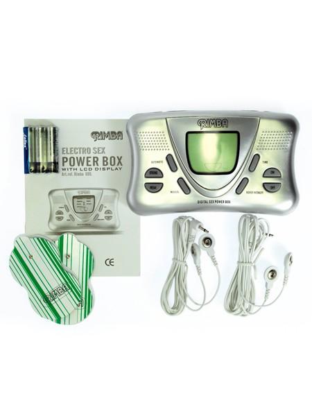 Elektro-Sex: 2-Kanal Power Box, bipolar
