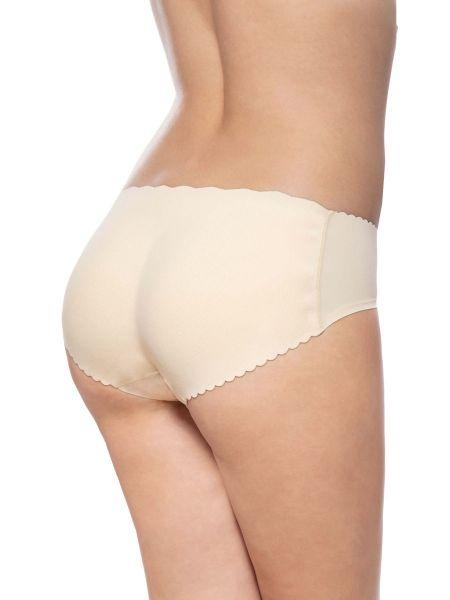 Bye Bra Padded Panties Low Waist: Hüftslip, nude