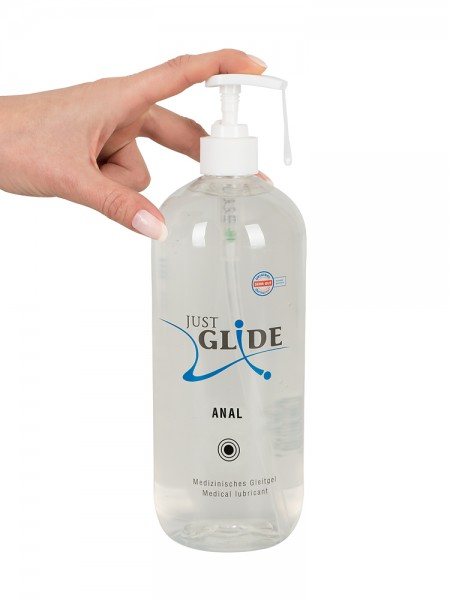 Gleitgel: Just Glide Anal (1000ml)