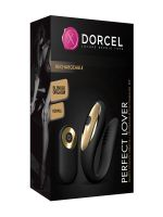 Dorcel Perfect Lover: C-Vibrator, schwarz/gold