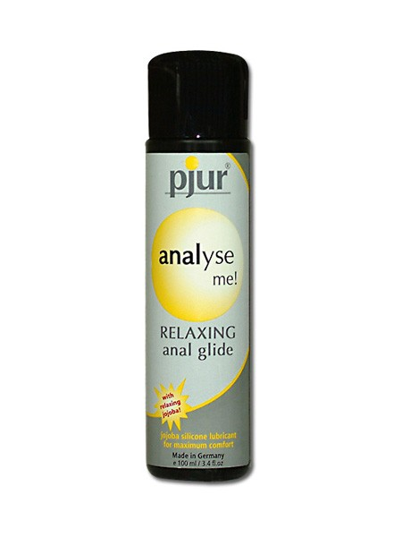 Gleitgel: pjur Analyse Me! Relaxing anal glide (100ml)