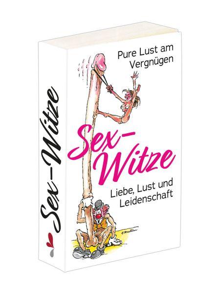 Pure Lust am Vergnügen: Sex-Witze-Buch