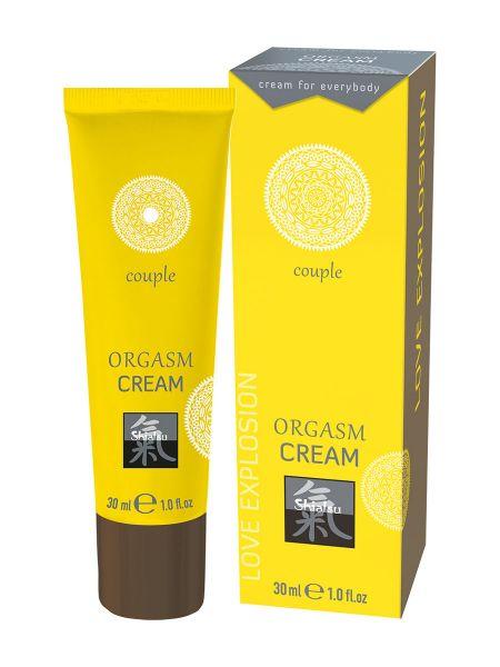 Shiatsu Orgasm Cream: Intimcreme für Sie und Ihn (30ml)