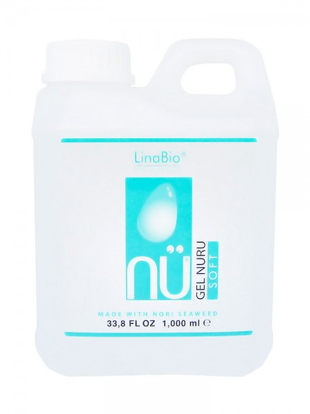 Nu Nurugel Soft: Massagegel (1000ml)