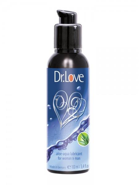 Gleitgel: Dr. Love Aloe-Aqua (100ml)