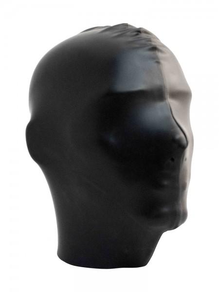 Mister B Datex Hood No Holes: Kopfmaske, schwarz