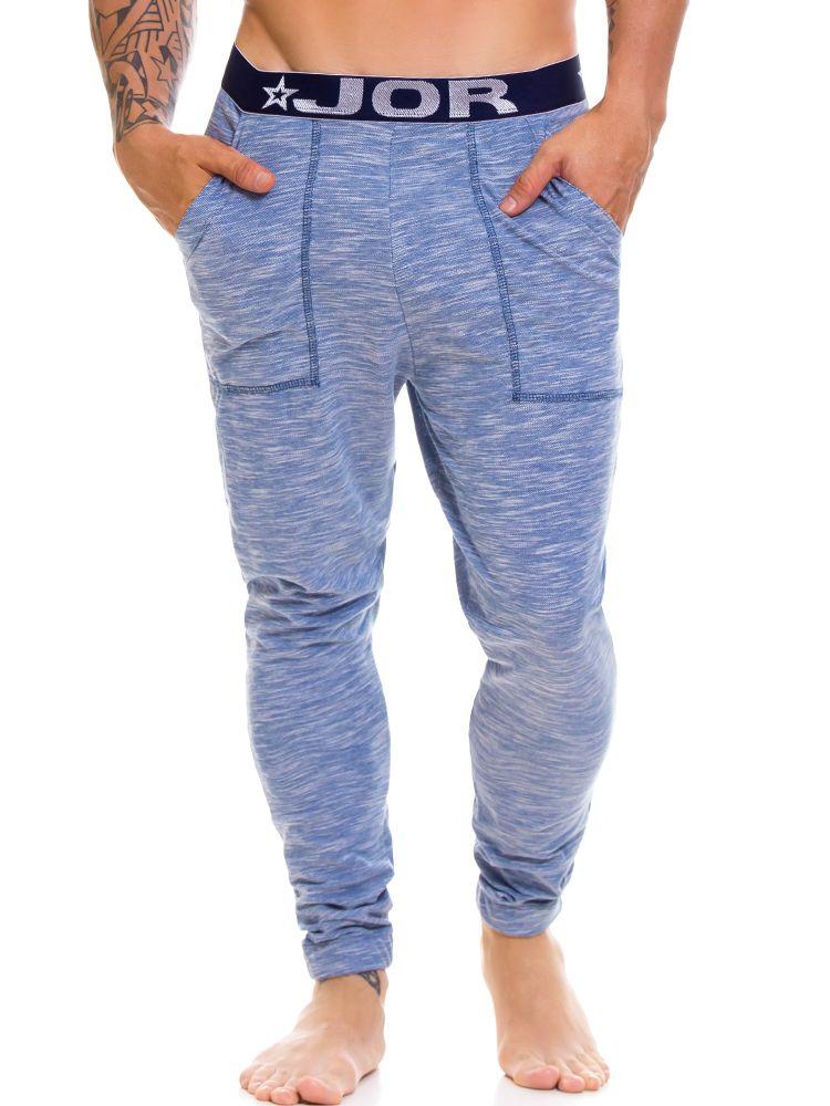 JOR Apolo: Long Pant, blau
