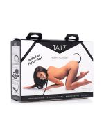 Tailz Puppy Play Set: 4-teiliges Toyset Hund, schwarz