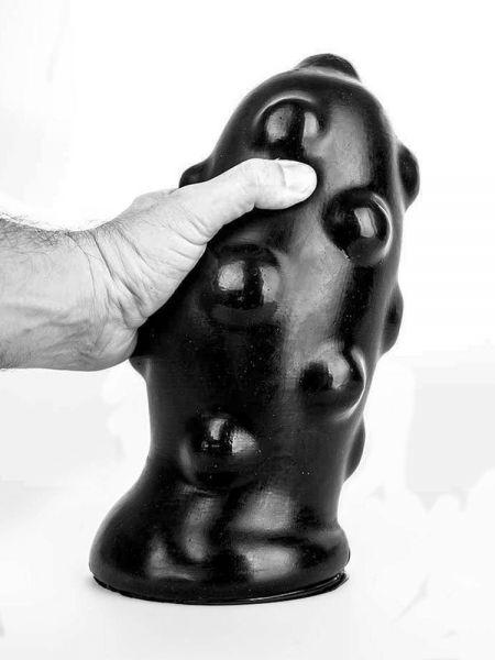 Bubble Toys BooBoo: Analplug, schwarz