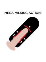 PDX Elite Vibrating Mega Milker: Masturbator, haut