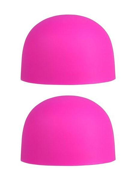 Palm Caps: Vibratoraufsätze, pink