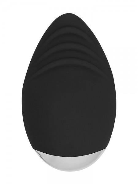 Simplicity Nanci: Aufliegevibrator, schwarz