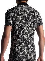 MANSTORE M906: Polo Shirt, mosaic