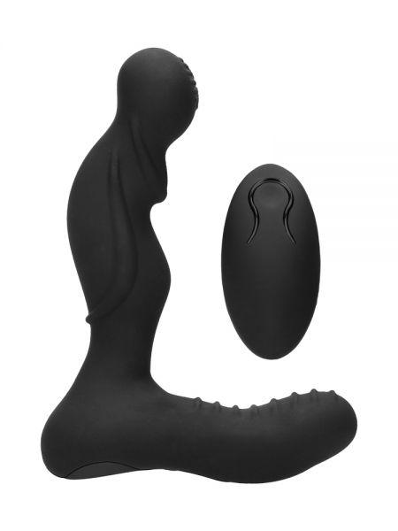 Sono No. 76: Vibro-Analplug mit Fernbedienung, schwarz